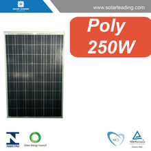 Best cost of solar panels, 250W Poly solar panels