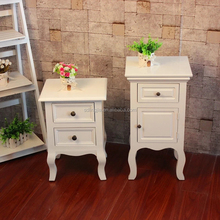 Winsone White Wooden Cabinet Drawers Home Decorative Bed Room Furniture