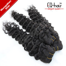 Christmas Indian Hair.Cheap Tight Curls Temple Hair,Full Cuticle,4A /5A /6A virgin Mongolian Deep Curly Wavy Natural Color