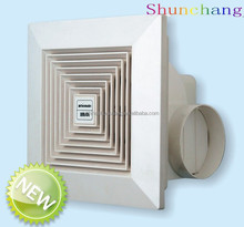 "Ceiling mounted exhaust fan,kitchen ceiling exhaust fan,small bathroom exhaust fan 8"" 10"" 12"" model BPT10-43-1"