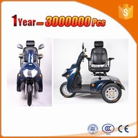 gasoline scooter three wheel adult scooter