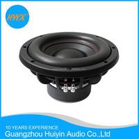 10-inch Dual Voice Coil Subwoofer / car subwoofer speaker