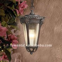 Cheap and popular western house decorative hanging lighting (DH-4062)