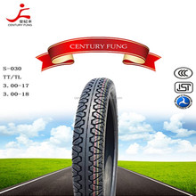 long use life chinese motor tires for motorcycle 300-18