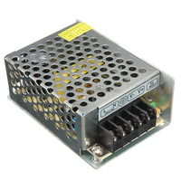 New High Quality 12V 2A 25w Switching Led DC Power Supply non-waterproof Led Driver For 3528/5050 LED Strip Light Block Power