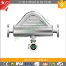 Low cost effluent flow meter, digital flow totalizer, digital diesel fuel oil flow