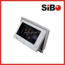 Smart Home Flush Mount Android Tablet PC with Ethernet ZigBee RS485 RJ45 Auto Run Metal Box
