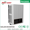 <Must Solar>New Product!! PH3000 series Low Frequency hybrid solar solar grid tie inverter for home