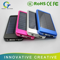 5000mAh Portable Solar Power Charger,Extra Power Bank for All mobile phones