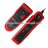 Telephone Tracer Network BNC RJ45 RJ11 Cable Tester Tracker Electric Wire Finder