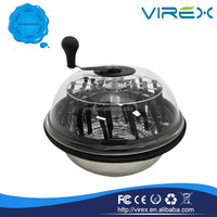 VIREX 16 Inch Hydroponic System Greenhouse Bowl Trimmer