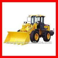 XCMG Construction Equipment 3 Ton Wheel Loader