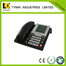 Hot sale office recording phone with super blue backlight LCD