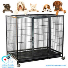 High Quality Iron Electroplate Veterinary House