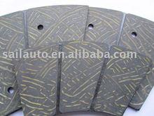 professional non-asbestos clutch facings