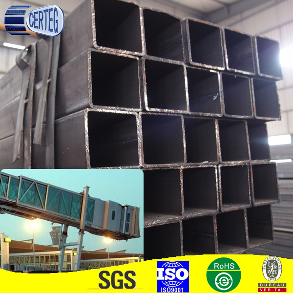 Square hollow section shs steel pipe with prime quality