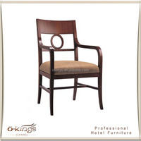 New design back antique hotel chair for sale
