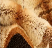 Faux Fur Garment / Imitation Fur / Fake Fur