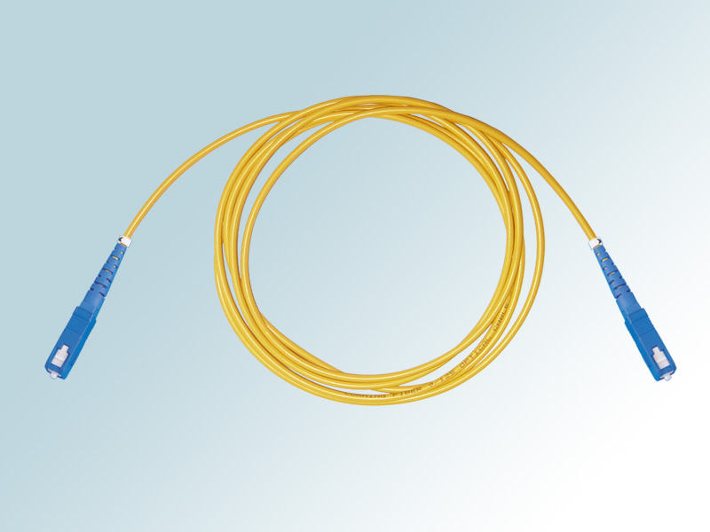 Fiber Optic Cable Single or Multimode Patch Cable C2G