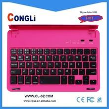 Hot Mini Bluetooth Keyboard for IPAD Air CL-808