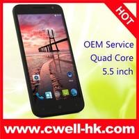 High quality B-Magic M55 5.5 Inch IPS Screen Dual SIM Card Android OEM smartphone with 5.0MP Camera 1GB RAM/8GB ROM WIFI GPS