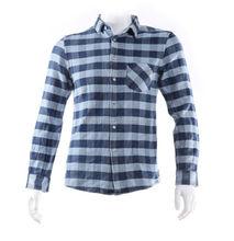 twill shirt/garment 100% cotton yarn dyed fabric