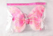 2014 Hot Sale Gilrs Pink Cute Wings For Party