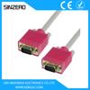 awm cable vga /vga cables XZRV003/micro displayport to vga cable