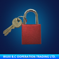 2015 the most popular product in China factory wholesale high quality padlock,brass padlock,safety padlock