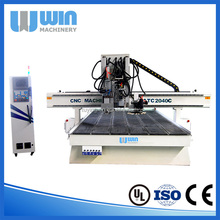 Carrousel Tool Changing Type CNC Router Used for Woodworking