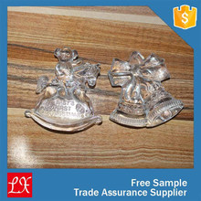 hanging clear glass crystal ornament hot sale craft supplies
