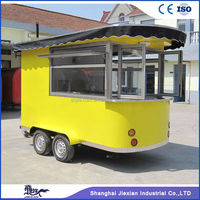 China JX-CR320 .Special mobile coffee van for sale
