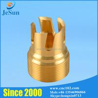 Mass Production OEM Chinese Precise Lathe High Demand Brass CNC Machining Parts