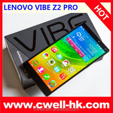 Alibaba Android manufacturer 4.4 OS 6 inch lenovo vibe Z2 smartphone in China