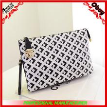 Women leather messenger bag evening party handbags