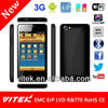 Dual Core MTK6572 1.2G 4 inch Android 3G Smart cell Phone
