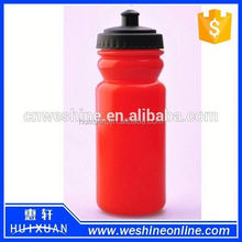 Top quality easy drinking sports useful plastic water bottle 600ml custom water bottle