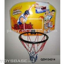 Boys size basketball backboard