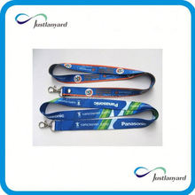 Customized cheap high quality airline lanyard