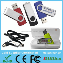 Different Models 1GB - 64GB Pendrive with Printing Logo
