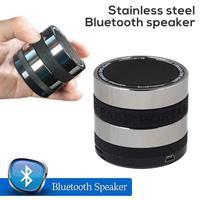 High Quality Mini Sport Bluetooth Speaker Stainless steel Bluetooth speaker for Samsung iPhone 5/6