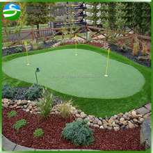 for golf field natural greens artificial turf happy price artificial grass