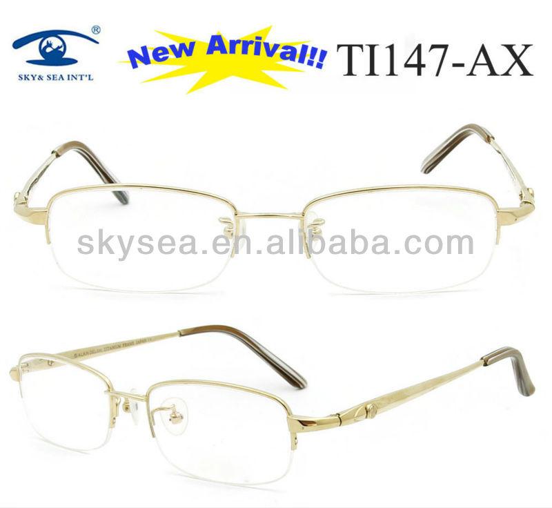 Optical Frame Manufacturer In China Custom German Titan ...