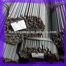 BS4449 high tensile steel rebar