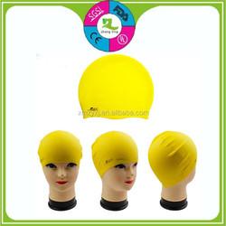 Custom Flexible Silicone Ear Swimming Caps