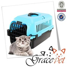 Grace Pet Cheap Plastic Flight Cat Carrier Factory