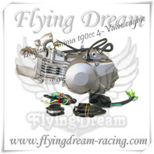 pit bike daytona 190cc anima 4 valve race engine pit bike parts,dirt bike parts,mini moto parts