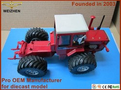 scale diecast tractor model manufacturer
