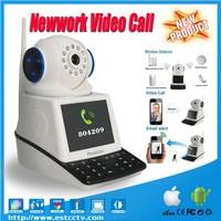 "3.5"" Screen CCTV Camera Video Network Phone Wireless Mini Wifi Free Video Call IP Camera Watching Video Call"