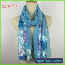 Very beautiful hot selling Summer Autumn silk scarf wholesale